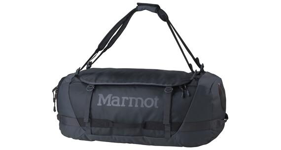 Marmot Long Hauler Large Duffle Bag Slate Grey/Black